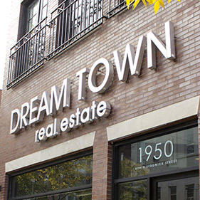 Dream Town Lincoln Park Office