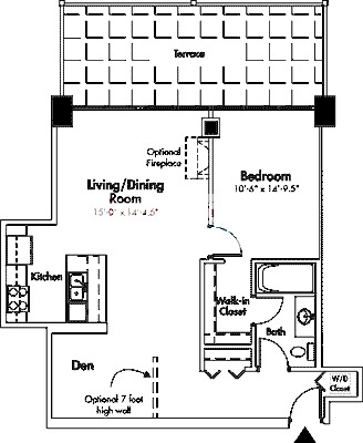 1845 S Michigan Floorplan - 07 Tier*