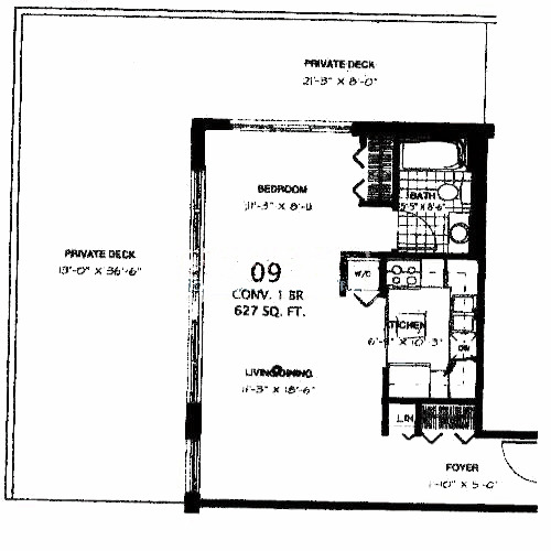 340 W Superior  Floorplan - 09 Tier*
