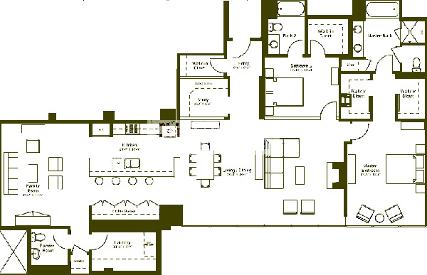 500 W Superior Floorplan - Premier G Tier*