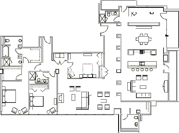 500 W Superior Floorplan - Skyview I (05) Tier