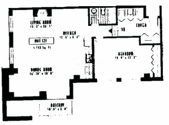 1635 W Belmont Ave Floorplan - 521 Tier*