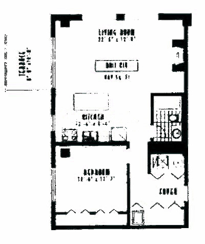 1635 W Belmont Ave Floorplan - 619 Tier*