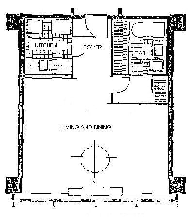 900 N Lake Shore Drive Floorplan - 01 Tier*