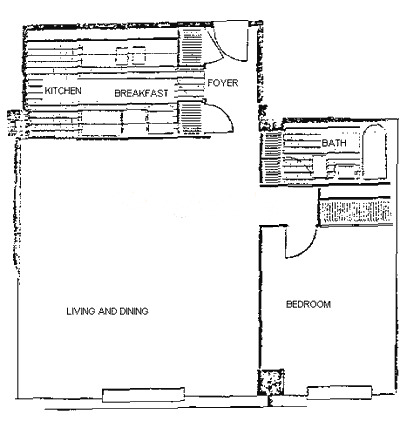 900 N Lake Shore Drive Floorplan - 04 Tier