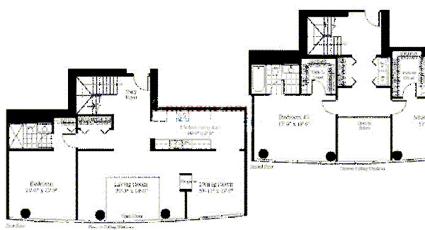 201 N Westshore Floorplan - The Quest*
