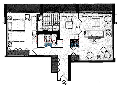 3200 N Lake Shore Drive Floorplan - 03, 09 Tiers
