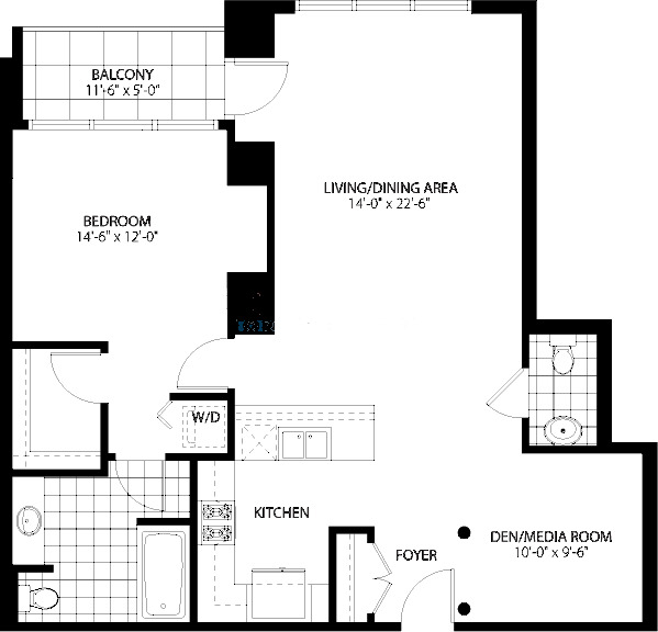 160 E Illinois St Floorplan - 05 Tier*
