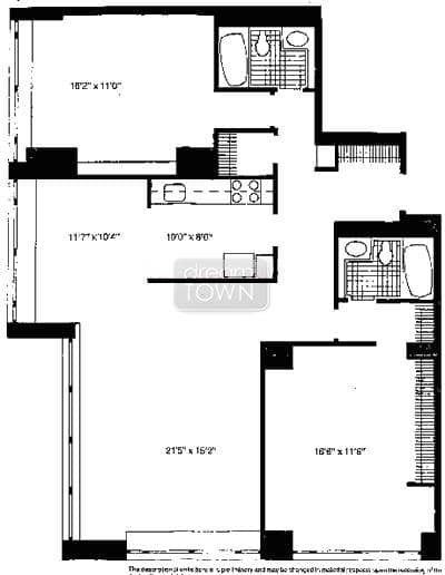Floorplans 2800 n lake shore drive lake shore drive 2800 for 1400 n lake shore drive floor plans