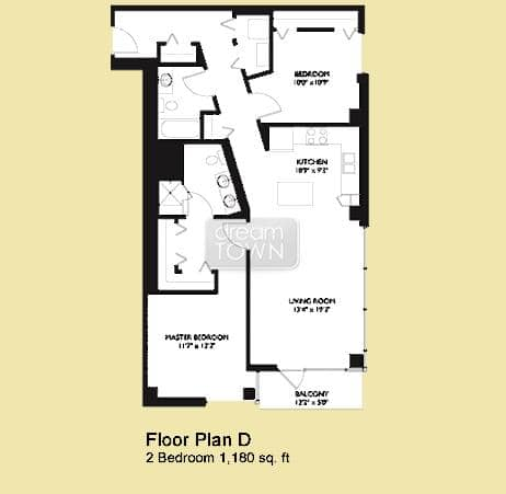 225 S. Sangamon Floorplan