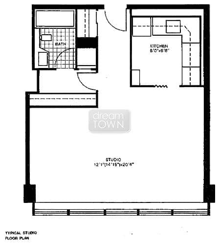 Floorplan: 3550 N LAKE SHORE DRIVE: LAKE SHORE DRIVE 3550