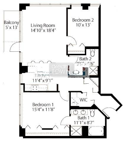 565 W. Quincy Floorplan