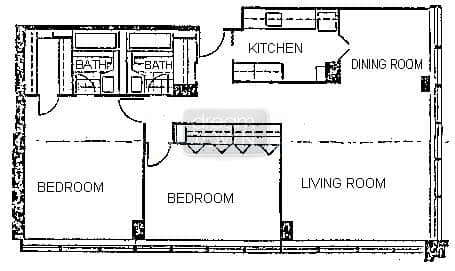 Floorplans 3550 n lake shore drive lake shore drive 3550 for 1400 n lake shore drive floor plans