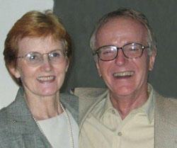 Susan and Jim Connors
