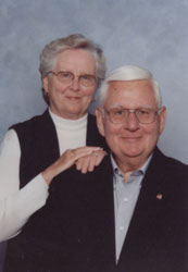 Tom and Janet Holsen