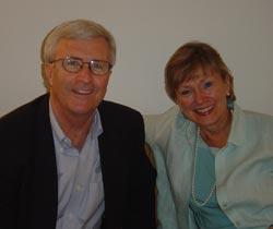 Kathie and Tom Stokes