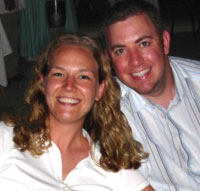 Eric and Jennifer Wisthoff