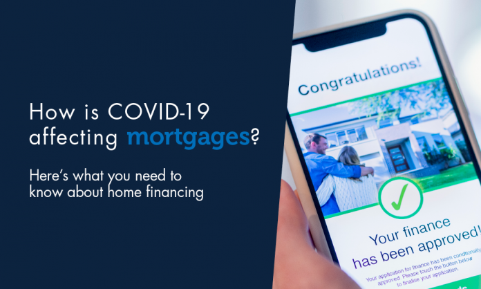 COVID19 Mortgage Update